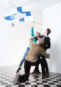 Visiple Solutions LLC, Hoisting The Banner Turku, 2012