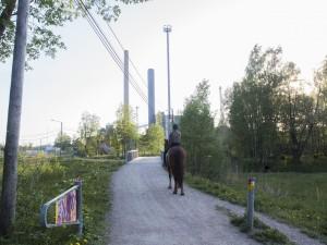 Trans-Horse HKI-TKU-HKI, 2014 Photographer: Ore.e Refineries